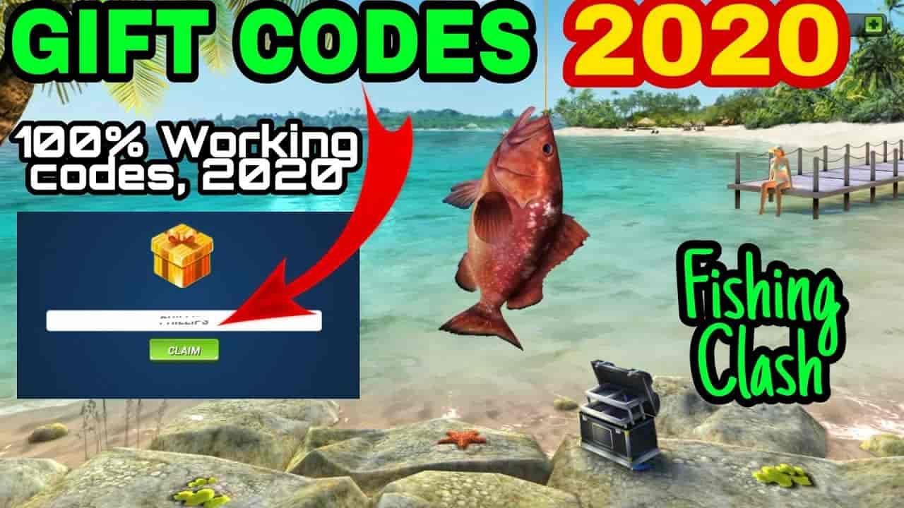 Fishing Clash Code